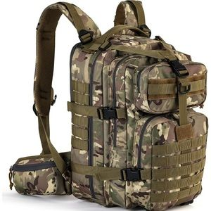 Other - Military Tactical Backpack, Army Molle Rucksack